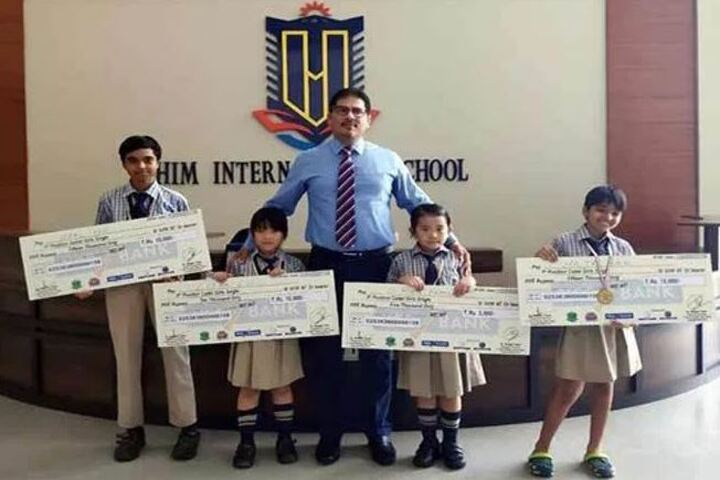 HIM International School-Winners