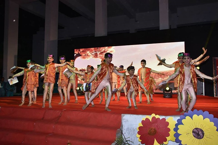 Delhi Public World School-Annual Day Celebration