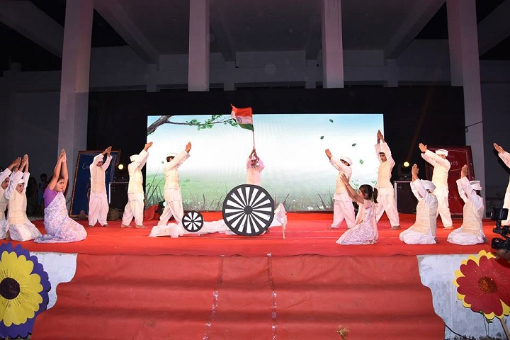 Delhi Public World School-Independence Day