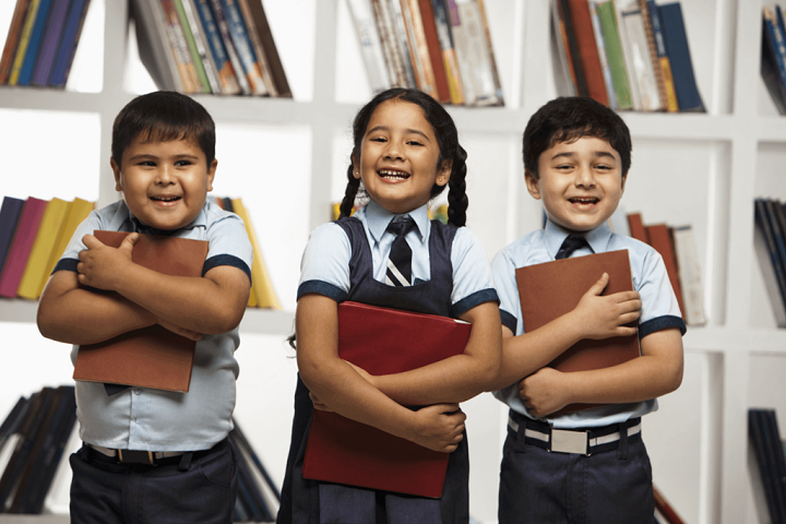 Delhi Public World School-Library