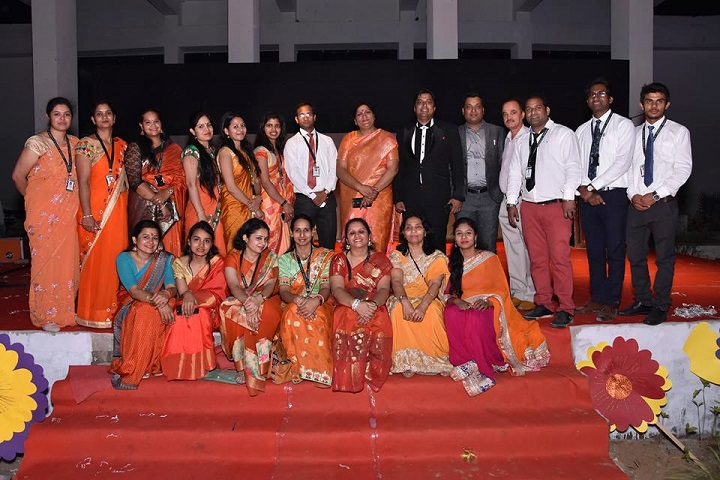Delhi Public World School-Staff Group Photo