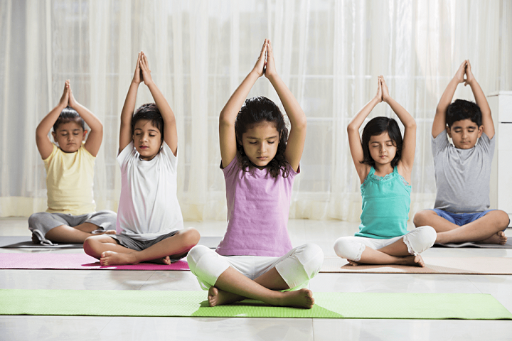 Delhi Public World School-Yoga