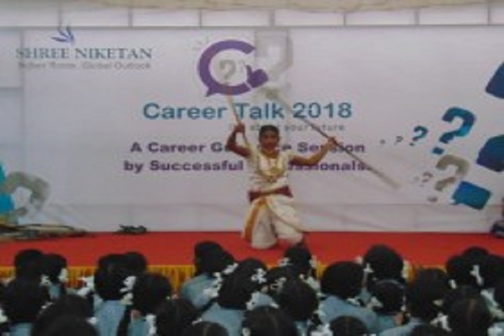 Shree Niketan Matric Higher Secondary School-Classical Dance