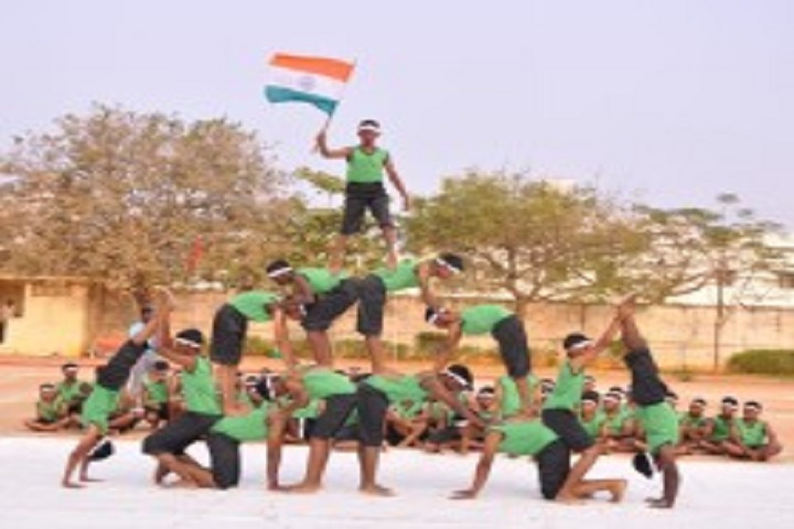 Shree Niketan Matric Higher Secondary School-Independence Day Celebration