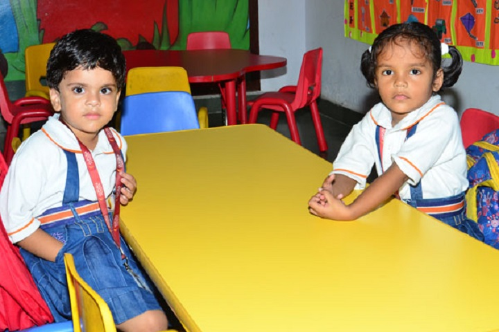Seth M R Jaipuria School-Activity Room