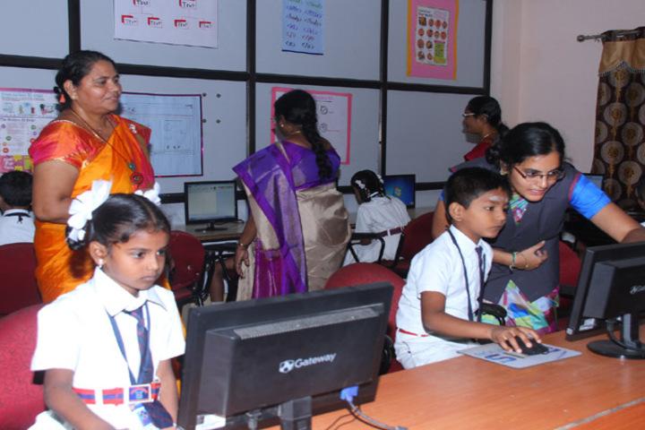 Dwarkesh Vidhyashram CBSE School-Computer Lab
