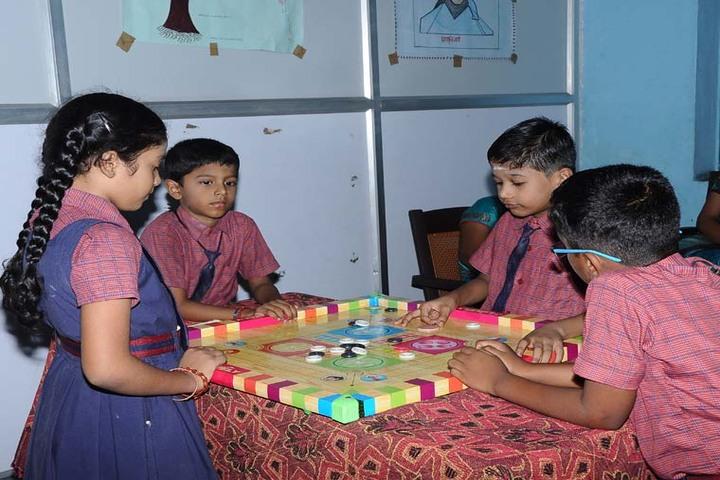 Dwarkesh Vidhyashram CBSE School-Indoor Games