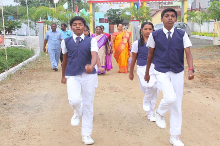 Dwarkesh Vidhyashram CBSE School-School Activity