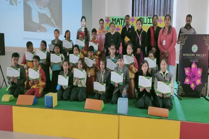 Wisdom Valley Global School-Certification