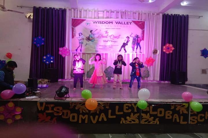 Wisdom Valley Global School-Dance