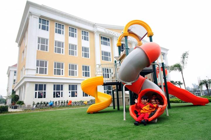 Wisdom Valley Global School-Kids Activity