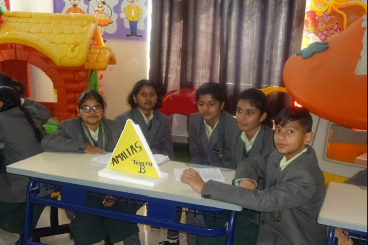 Wisdom Valley Global School-Quiz Competition