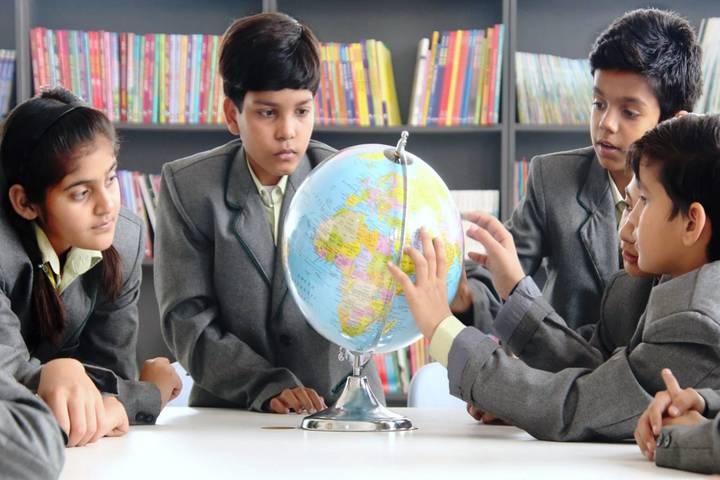 Wisdom Valley Global School-Social Lab