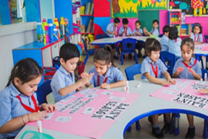 The Learning Field A Global School-Activity