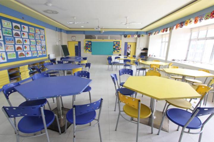 RBK International School-Art Room