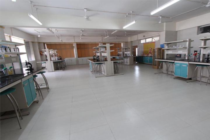 RBK International School-Biology Lab