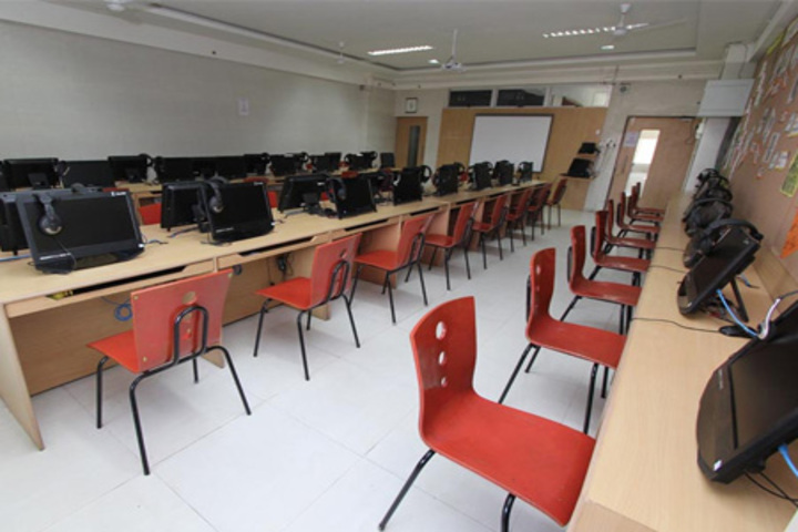 RBK International School-Computer Lab