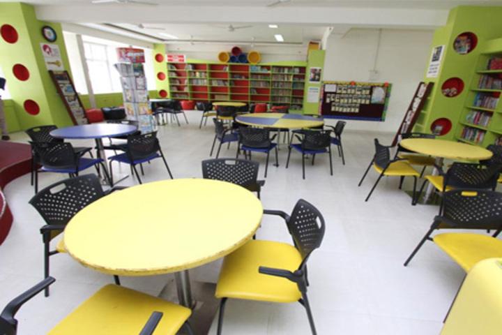 RBK International School-Library