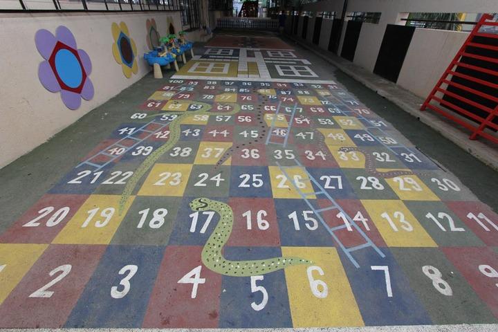 RBK International School-Play Zone