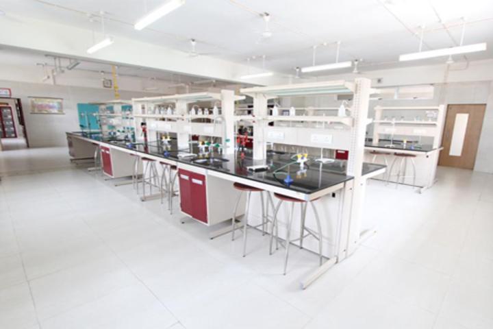 RBK International School-Science Lab