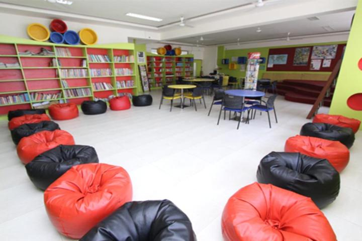 RBK International School-Study Room