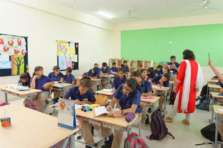 Indus World School-Class Room