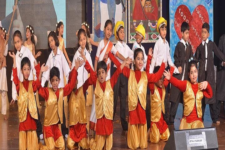 Indus World School-Dance