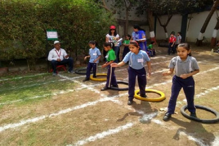Indus World School-Games