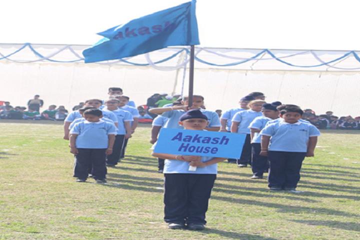 Indus World School-House Activity