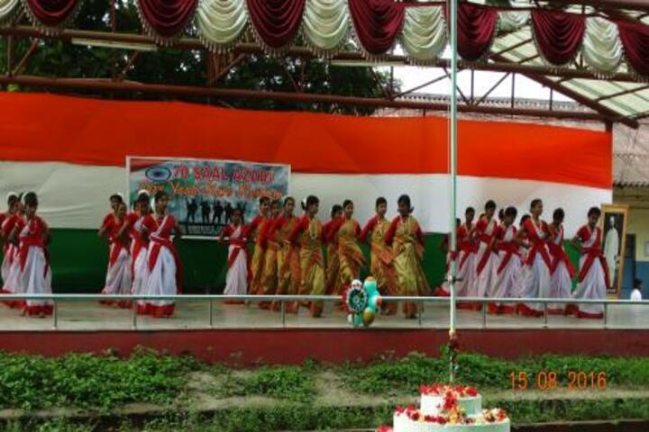 Kendriya Vidyalaya No1-Dance