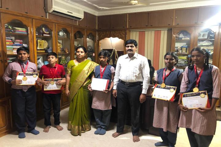 Vijayam Junior College-Achievements