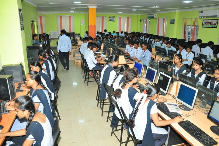 Vijayam Junior College-Computer Lab