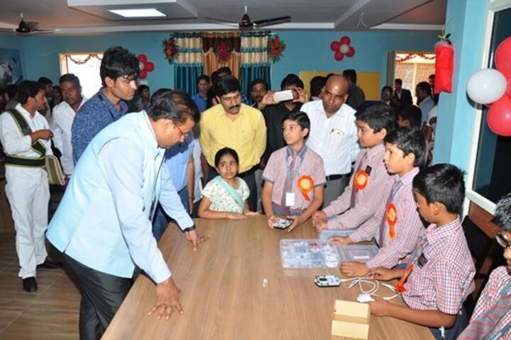 Vijayam Junior College-Science Fair