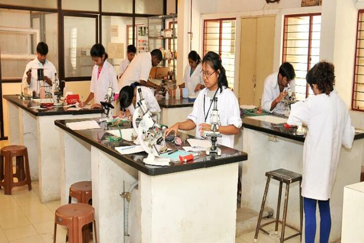 Sambhram School and Junior College-Biology Lab