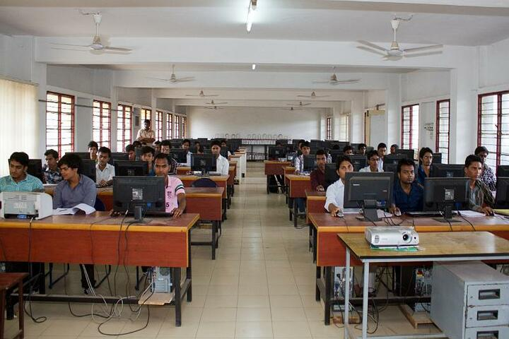 Sambhram School and Junior College-Computer Lab