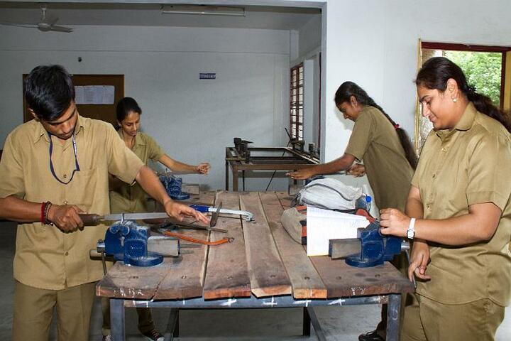 Sambhram School and Junior College-Physics Lab
