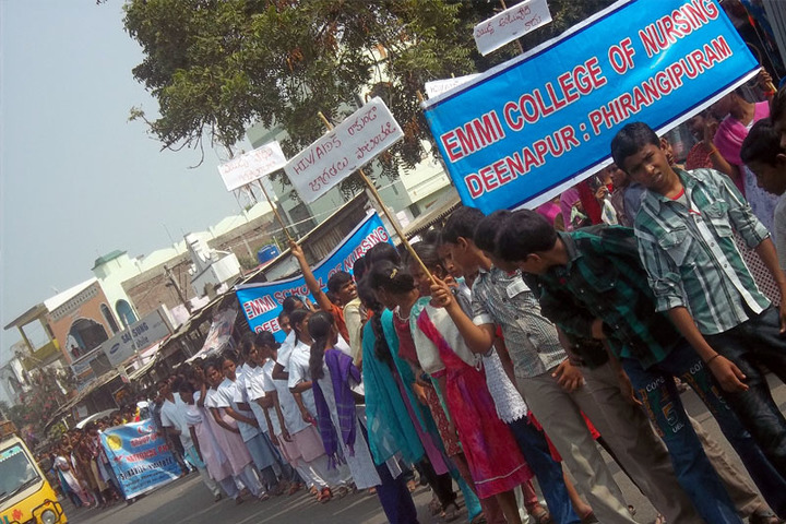 Angel School And Emmi Junior College-Rally