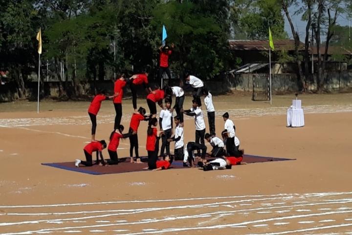Kendriya Vidyalaya No 3-Sports