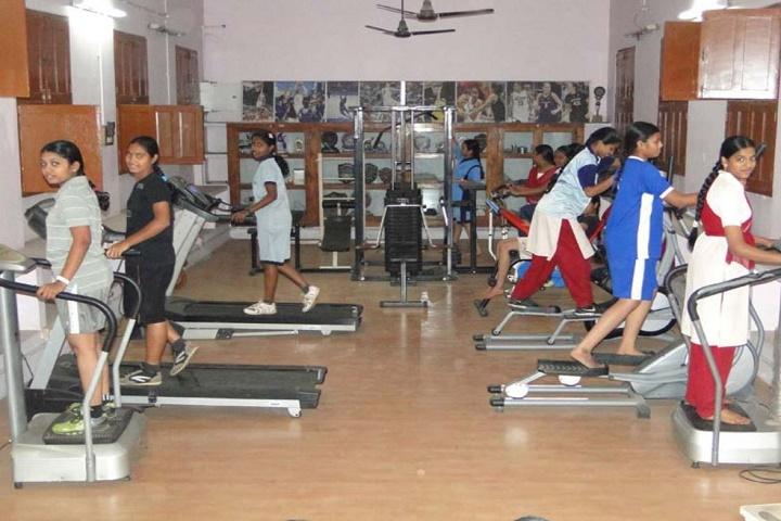 Maris Stella College-Gym