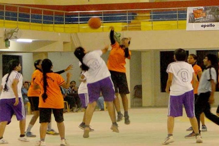 Maris Stella College-Sports