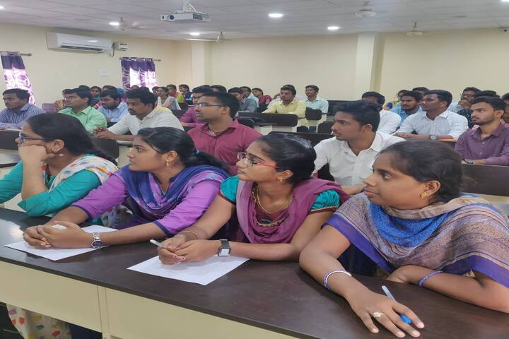 Triveni Girls Junior And Degree College-Workshop
