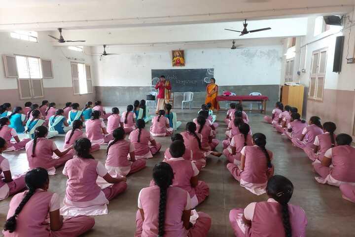 St Anns College for Women-Awareness Program
