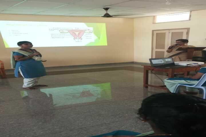 St Anns College for Women-Smart Classroom
