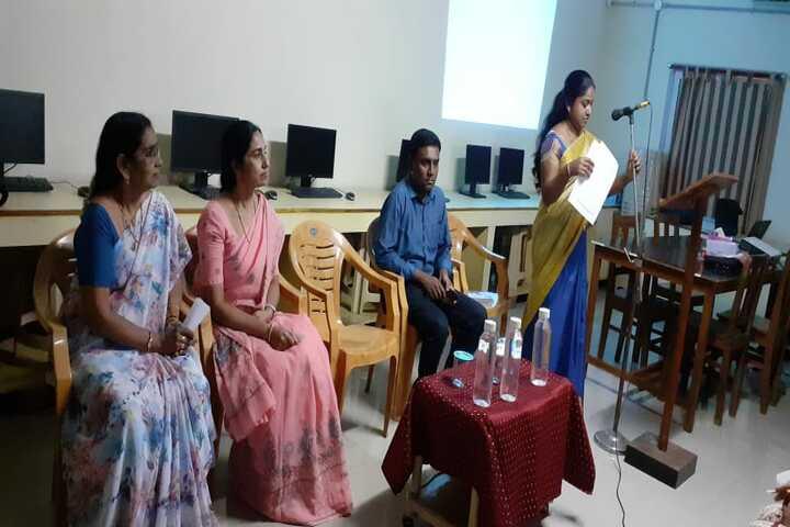 St Anns College for Women-Speech