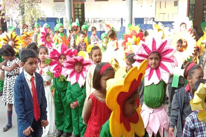 Kendriya Vidyalaya-Childrens Day Celebration