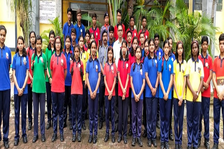 Kendriya Vidyalaya-NCC Team
