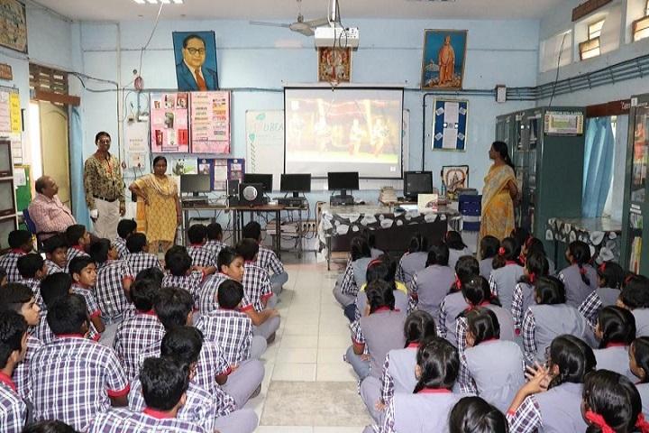 Kendriya Vidyalaya-Smart Class Room