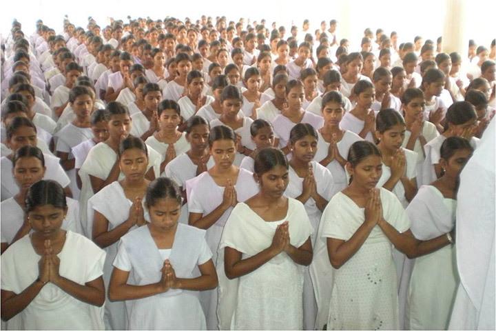 St Josephs Junior College for Girls-Assembly