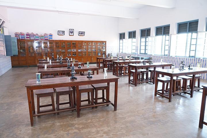 St Josephs Junior College for Girls-Botany Lab