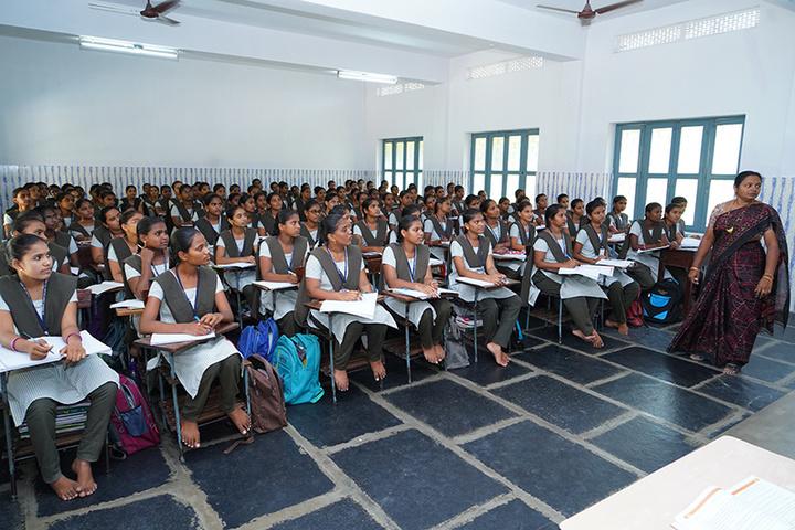 St Josephs Junior College for Girls-Classroom